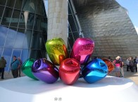 13-Tulips by Jeff Koons