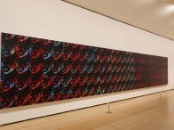 14-One hundred and fifty multicoloured Marilyns, 1979 by Andy Warhol