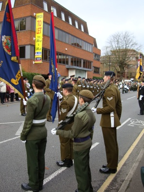 Freedom Parade in 2008