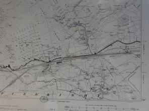 1898 Map_Bisley Camp