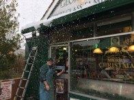 4- Snow at George Arthur's