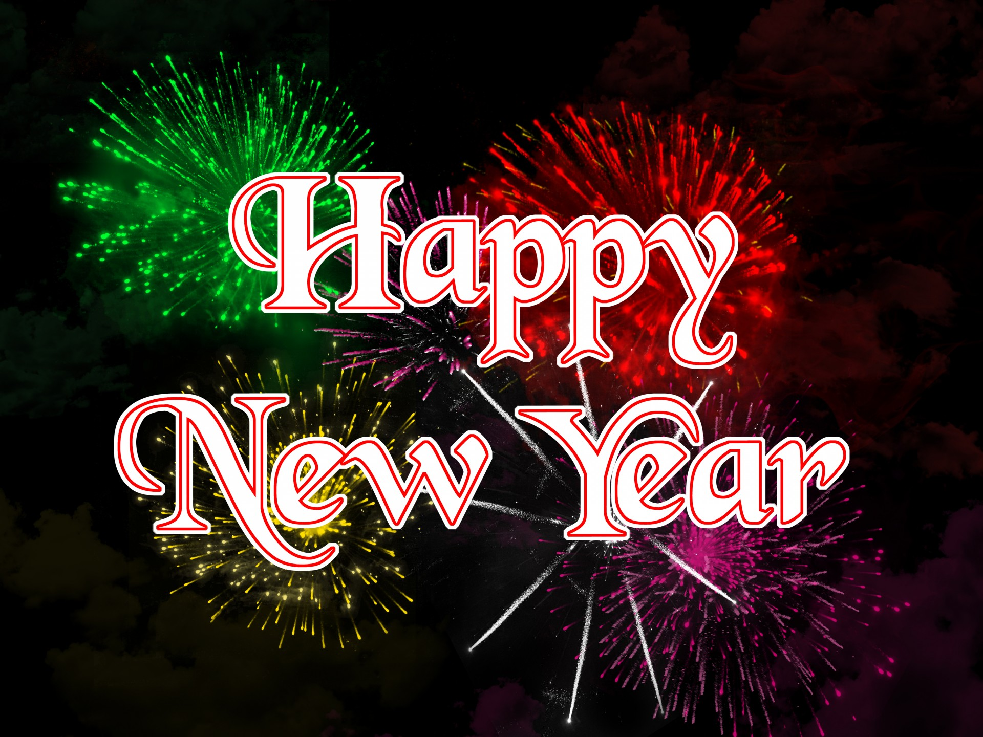 Wishing Everyone A Happy Prosperous And Healthy New Year Lightwater
