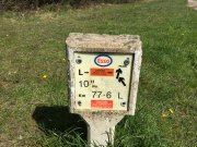 2-Esso pipeline marker