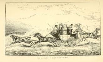 5d-1750's beginning of stagecoach travel - The Regulator