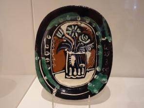 Picasso ceramic plate_1