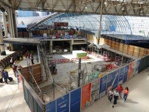 1-Waterloo Station new platforms August 2017