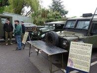 4-RLC Museum heritage vehicles