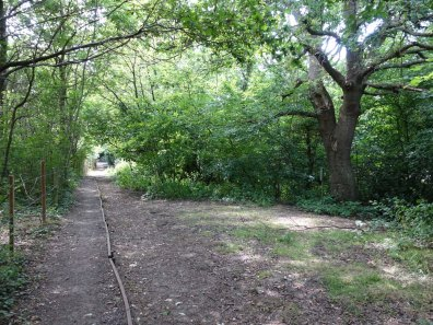 1-Shorts path from Clews Lane to Holy Well