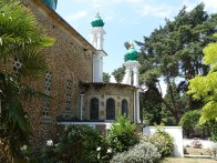 11-Shah Jahan Mosque in Woking