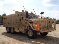 17-Mastiff Patrol Vehicle