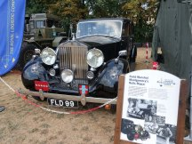 2-Field Marshall Montgomery's staff car