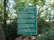 4-Notice with description of the Holy Well