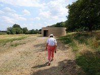 4-Path to Writ in Water and RAF Memorial