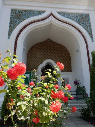 4-Shah Jahan Mosque in Woking
