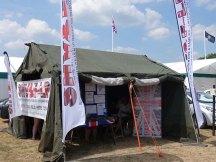 5-Surrey Heath Veterans & Families stand