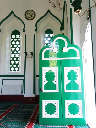 5a-Shah Jahan Mosque in Woking