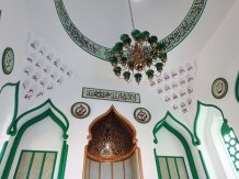 8-Shah Jahan Mosque in Woking