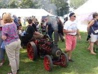 2-Steam traction engine