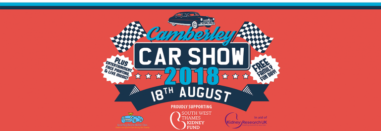 Upcoming Cartastic Camberley Car Show On Saturday Th August - Upcoming car shows