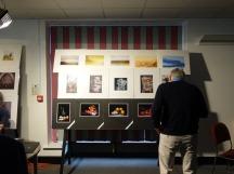 3-Panel of photographic work