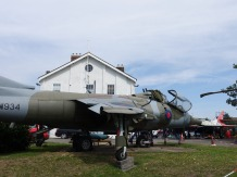3-Two-seat Harrier jump jet