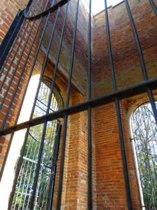 3-Interior of the Obelisk