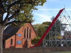 All Saints' Church Poppy Cascade_1