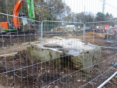1-Sarsen stone on the Maultway