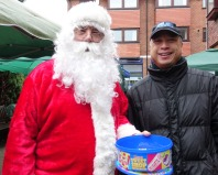 5-Father Christmas with Dvid Yu