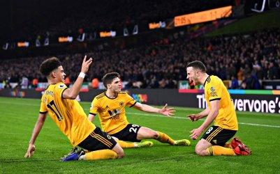 Wolves beat Chelsea