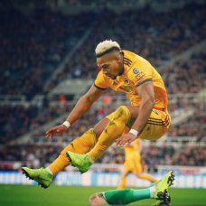 Wolves player Traore