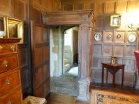 7-Entrance from Hall into the Great Parlour