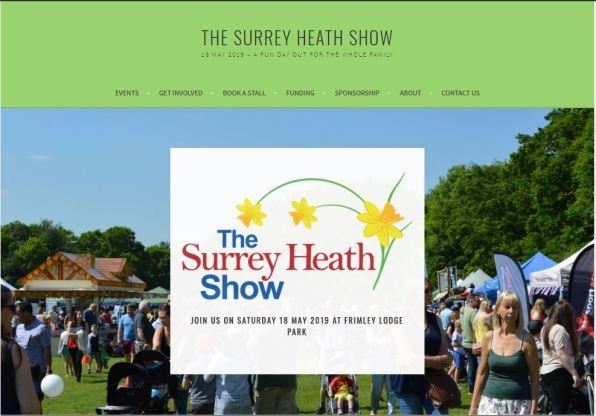 Surrey Heath Show