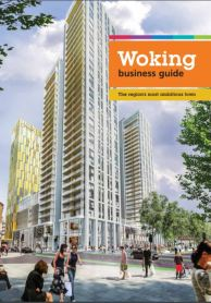 Woking Victoria Square impression