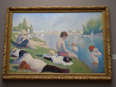 3-Seurat's The Bathers