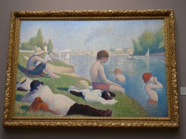 3-Seurat's The Bathers