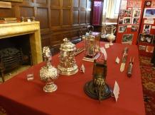 3_A few treasures on display