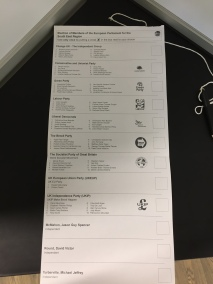 EU Election paper 2019