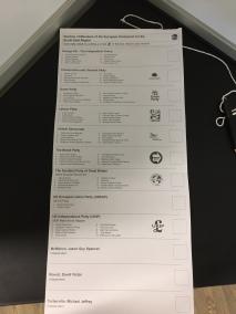 EU Election paper 2019