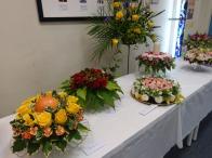 12-U3A Flower Arranging Group display