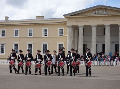 12-Wellington College Band