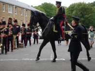 14-Academy Commandant mounted