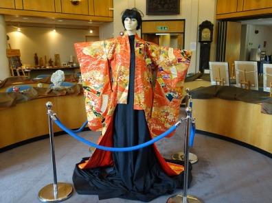 5-Japanese Kimono