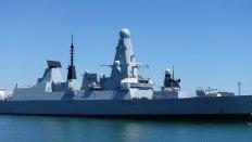 HMS Defender D36