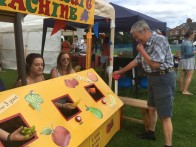 3-Me on the Human Fruit Machine