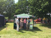 9-Bisley Residents Association Tent