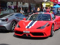 3-A pair of Ferrari's