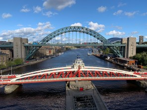 3-Swing Bridge and Tyne Bridge