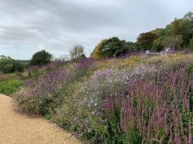 4-Garden flower bed