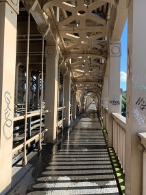 6-High Level Bridge walkway